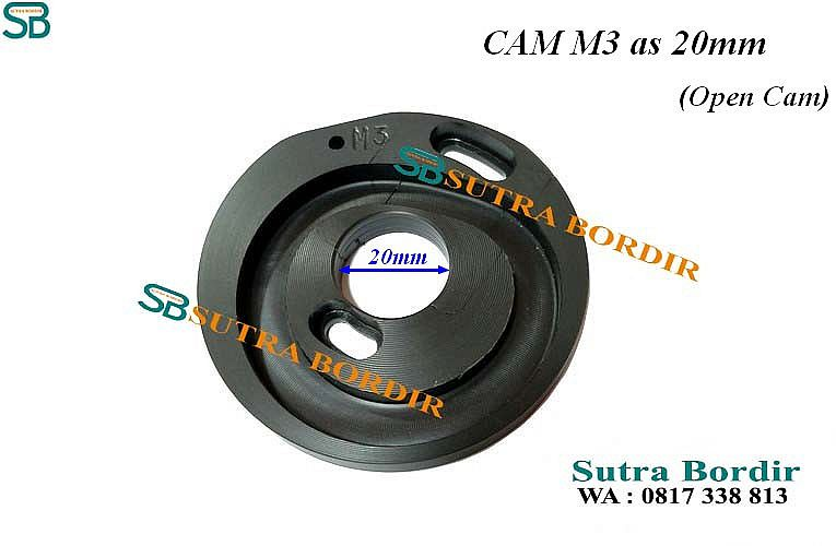 CAM M3 as 20mm Open