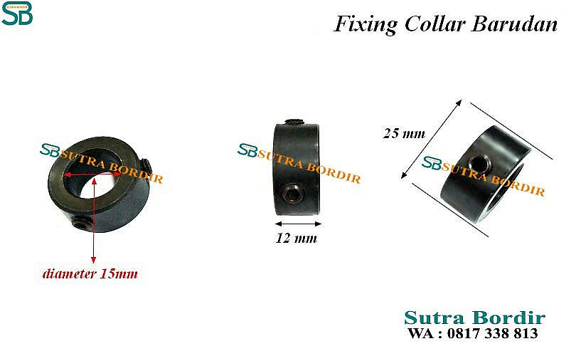 Fixing Collar Barudan